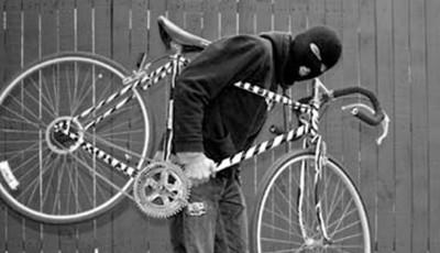 hot de bicicleta