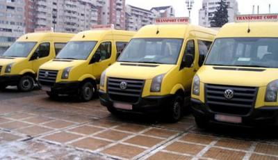 microbuze școlare