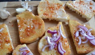 paine cu untura