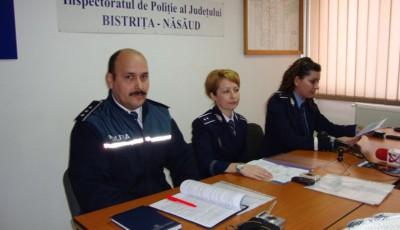politia bistrita