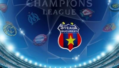steaua champions league