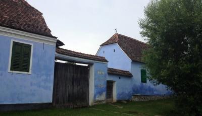 Casa Prințului Charles din satul Viscri