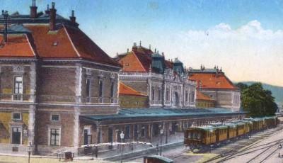 Gara Cluj Napoca
