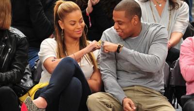Beyoncé şi Jay Z