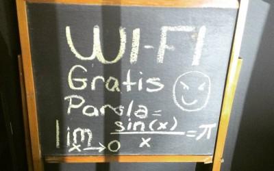 Parola la wifi