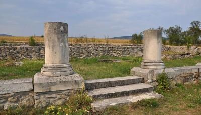 castrul roman Buciumi