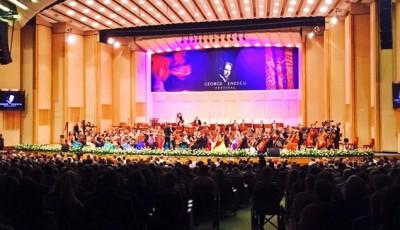 deschidere Festival George Enescu