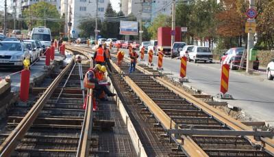 lucrari tramvai Cluj