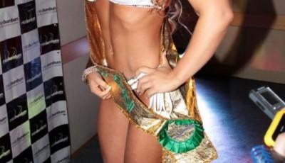 Concurs Miss Bum Bum, Brazilia