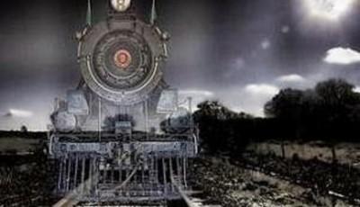 trenul fantoma