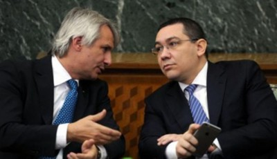 Victor Ponta Eugen Teodorovici