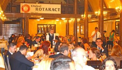 Rotaract Satu Mare, bal