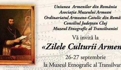 ZILELE CULTURII ARMENE 2015