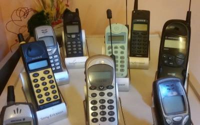 celulare istorie