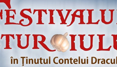 festivalul usturoiului