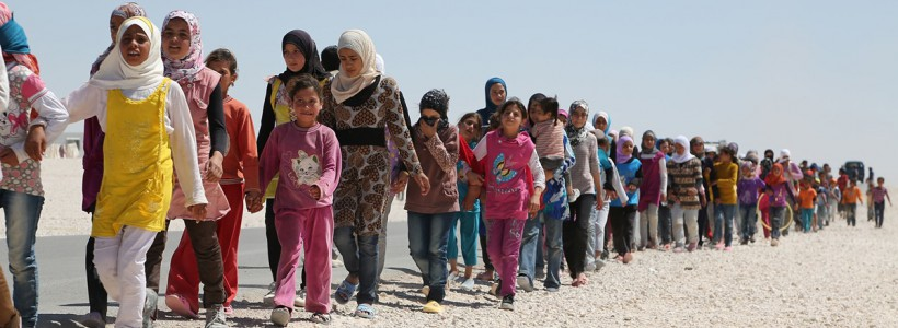 imigranţi sirieni