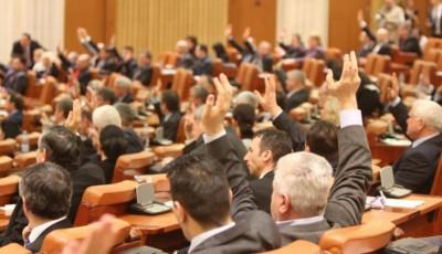 vot parlamentari
