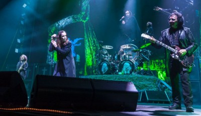 Turneul european de adio, Black Sabbath