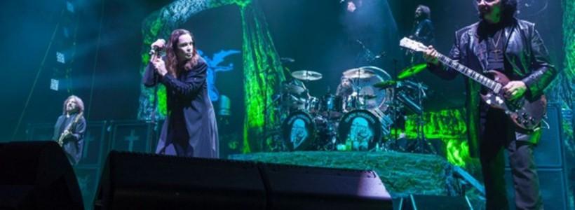 Turneul european de adio, Black Sabbath