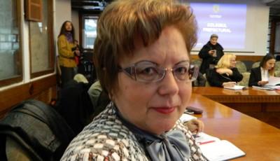 Rodica Sabău, director Casa Județeană de Pensii Satu Mare