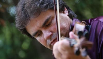 Gabriel Croitoru şi vioara lui George Enescu