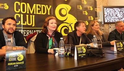 Juriul Comedy Cluj, 2015