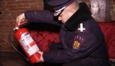 control pompieri