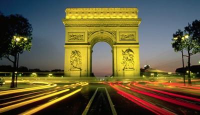 Arcul de Triumf Paris
