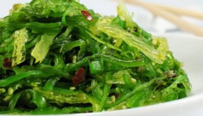 Salata de alge marine