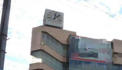 Ceas hală Cluj Napoca