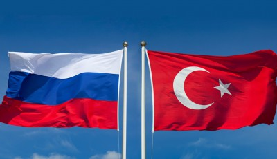 steaguri Rusia si Turcia