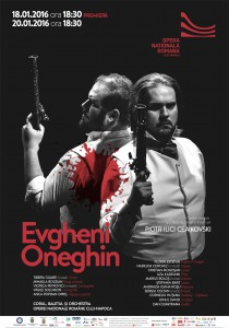 Premiera Evgheni Oneghin, 18 ian2016