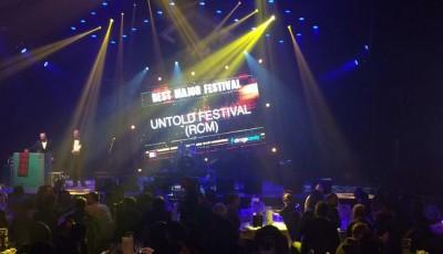 UNTOLD Best Major Festiva