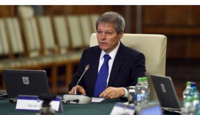 Dacian Ciolos la Guvern