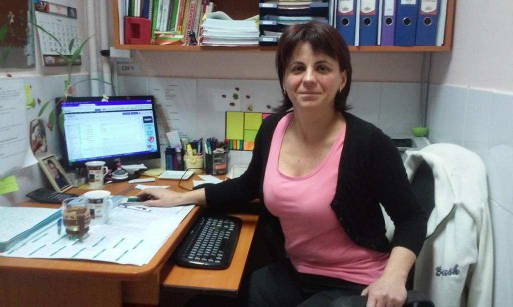 asistent dietetician Nicoleta Vesa