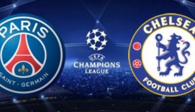 Paris Saint Germain si Chelsea Londra