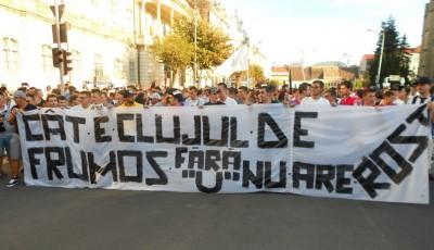 fanii U Cluj