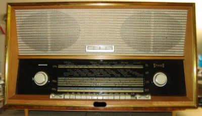 aparat radio vechi
