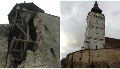 biserici fortificate Roadeş şi Rotbav