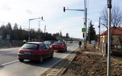 semafoare in Floresti