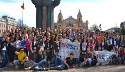 studenti Erasmus Cluj