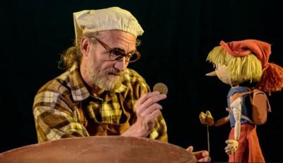 """Pinocchio"" la Teatrul Gong din Sibiu"