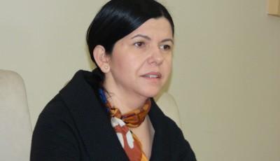 Marcela Papici , manager Spitalul Judeţean Satu Mare
