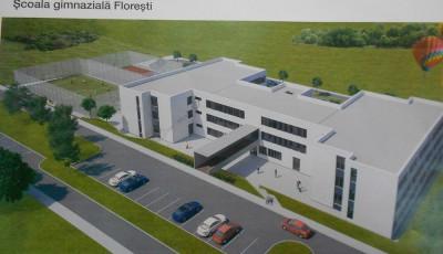 scoala gimnaziala Floresti