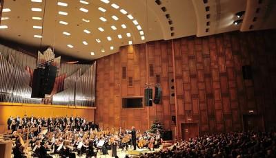 Orchestra Naţională Radio cu David Crescenzi. foto:Ştefan Sandu, Mediafax