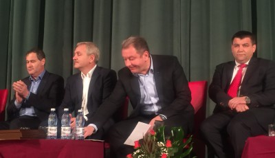 alegeri PSD BN