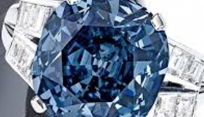 inel cu diamant, Fancy Deep Blue
