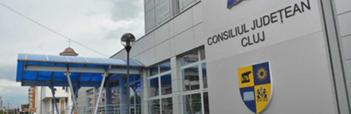 consiliul judetean Cluj