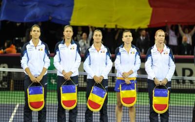 echipa FED CUP Romania