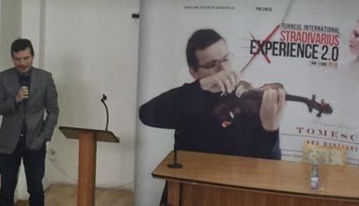 Alexandru Tomescu la Cluj